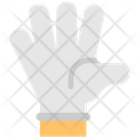 Quarantine Stayhome Glove Individual Protection Means Icon