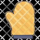 Mitten Hand Glove Glove Icon