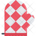 Glove Kitchen Protection Icon