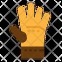 Glove Oven Mittens Icon