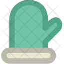 Glove Mitten Winter Icon
