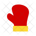 Glove Cooking Safety Icon