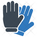 Gloves Material Safety Icon