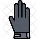 Work Gloves Building Icon