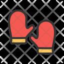 Gloves Pair Icon