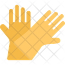 Cleaning Gloves Hand Protection Icon