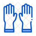 Protective Gloves Rat Icon