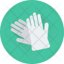 Gloves Mitten Medical Icon