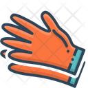Gloves Hand Gloves Protective Icon