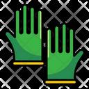 Mitten Hand Gloves Gloves Icon