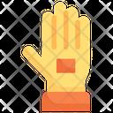 Gloves Gardening Safety Icon