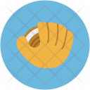 Gloves Ball Hand Icon