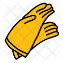 Gloves Protection Safety Icon