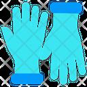 Gloves Coronavirus Covid Icon