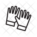 Gloves Safety Operation Icon