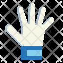 Gloves Soccer Equipment Icon