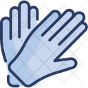 Gloves Latex Hand Icon