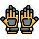 Gloves Protection Construction Icon