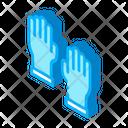 Master Gloves Tattoo Icon