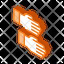 Work Gloves Tiler Icon