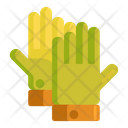 Gloves Safety Protection Icon