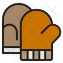 Gloves Cooking Restaurant Icon