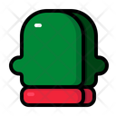 Gloves Winter Christmas Icon