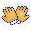 Gloves Hand Glove Experiment Icon