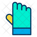 Work Glovesworker Gloves Protection Safety Icon