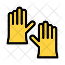 Gloves Hand Laundry Icon