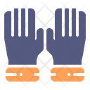 Gloves Protection Hand Icon
