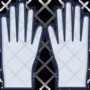 Gloves Rubber Gloves Medical Equipment Icon