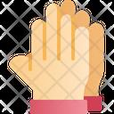 Spring Season Gloves Icon