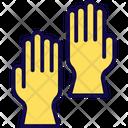 Gloves Medical Medical Gloves Icon