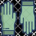 Gloves Medical Gloves Rubber Gloves Icon