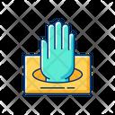 Gloves Box Equipment Icon