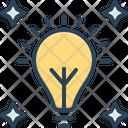 Glow Shine Light Icon
