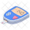 Diabetes Meter Glucometer Sugar Test Icon