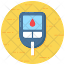 Blood Picker Medical Treatment Medical Gadget Icon