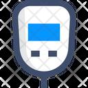 A Glucometer Icon