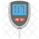 Glucometer Blood Test Sugar Test Icon