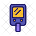 Glucose Blood Meter Icon