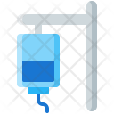 Glucose Iv Icon