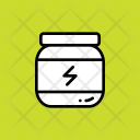 Glucose Workout Fitness Icon