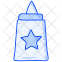 Glue Paint Tube Icon