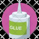 Glue Bottle Adhesive Icon