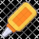 Glue Paste Stationery Icon