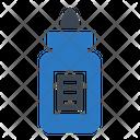 Glue Stationary Bottle Icon