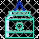Glue Glue Bottle Stationary Icon