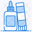 Glue Adhesive Glue Glue Bottles Icon